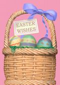 Easter Card-Easter Wishes